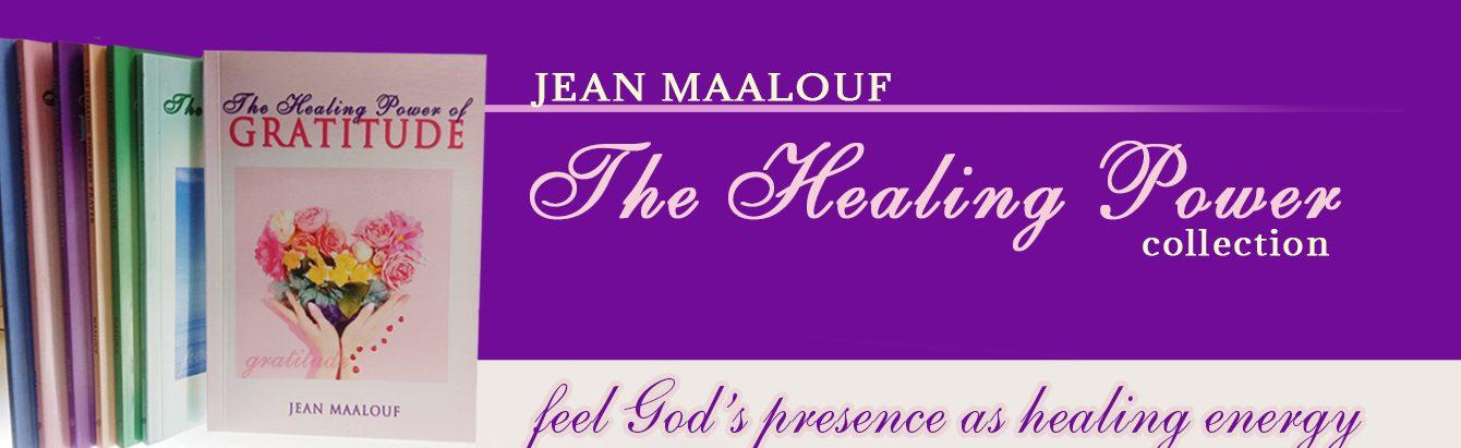 Healing PowerBanner Eshop page